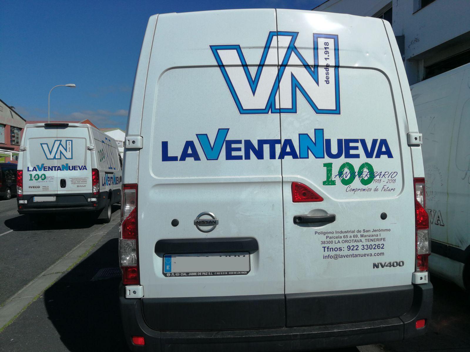 Distribuidora de Productos de alimentacion y bebidas en Tenerife - La Venta Nueva