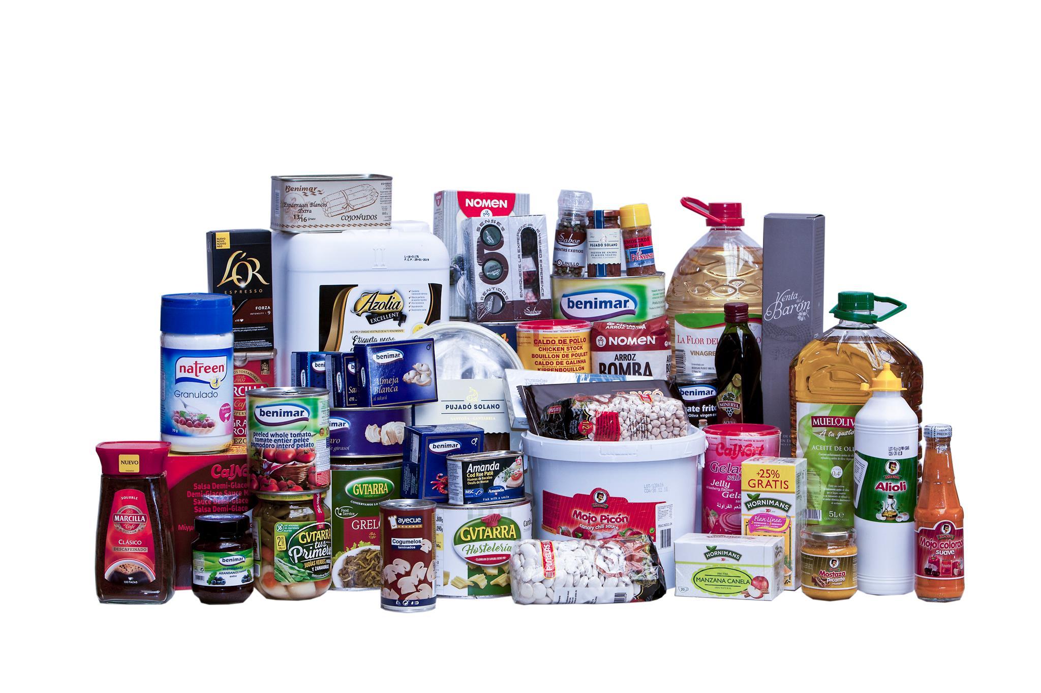 Productos de alimentación y bebidas en Tenerife (2)